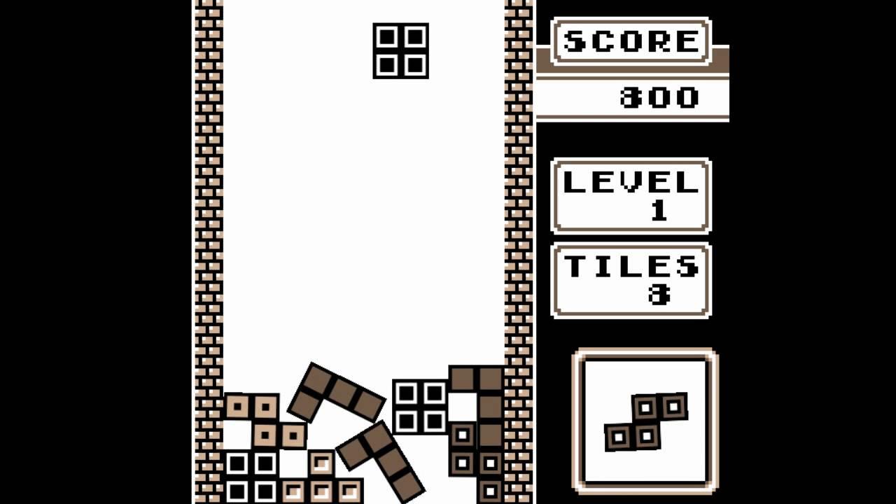 Not Tetris