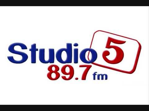 STUDIO 5 89.7 Thessaloniki - Ti Sou Exo Kanei... LIVE