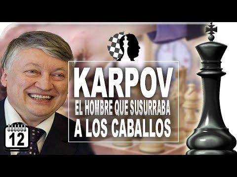 Los 100 patrones que hay que saber #12: Karpov, el hombre que susurraba a los caballos | Ajedrez
