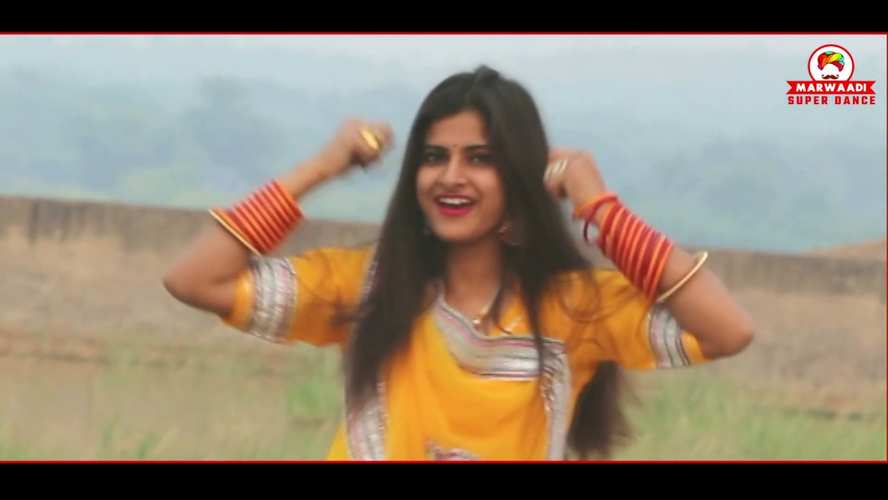 New latest 2019 Rajasthani song hariyo rumal  monika super hit dance !! Rajasthani folk song