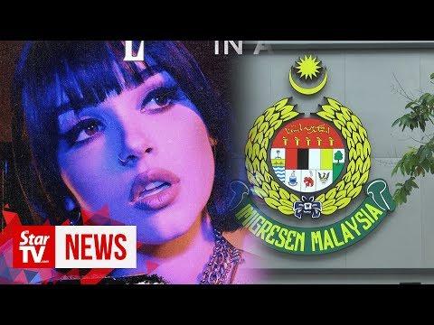 'Pretty Girl' singer Maggie Lindemann arrested midway KL show Mp3