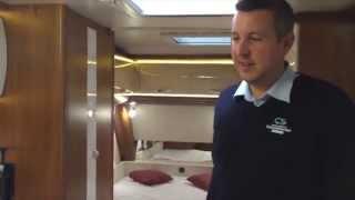 Christian Aabøe Fluør, Sørlandets Caravansenter, Hobby 540 KMFe Premium