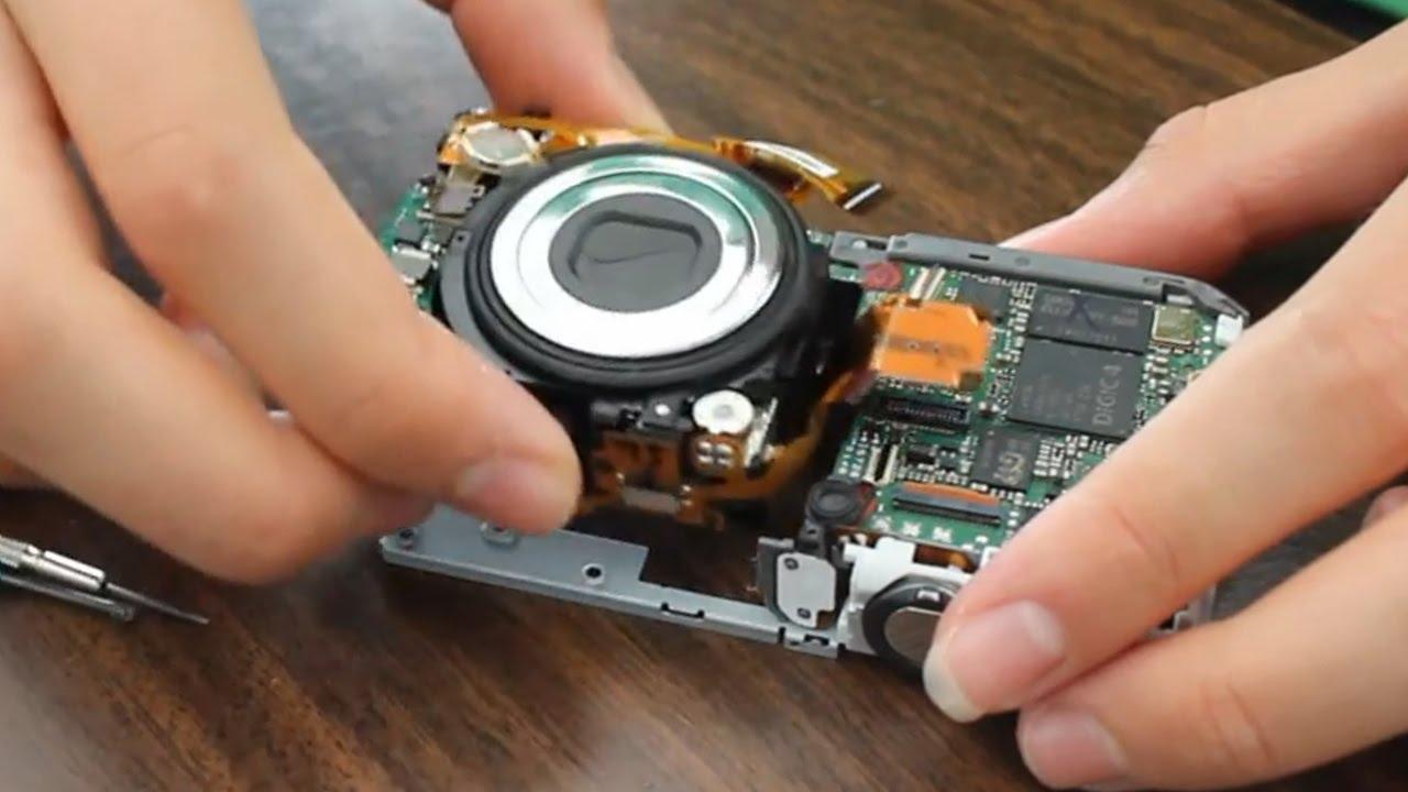 Canon IXUS 190 Test & Review 📷 - YouTube