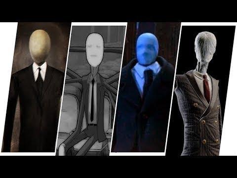 Download Slender Man Evolution in Movies, Cartoons & TV.