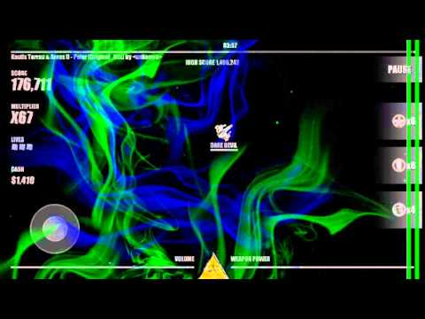 Beat Hazard Ultra Android Gameplay.