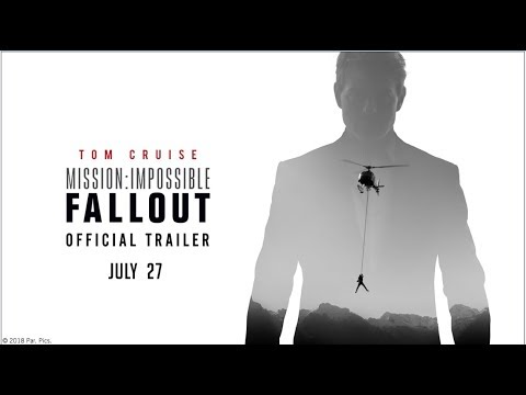 Mission Impossible: Fallout | Official Trailer - Hindi | Paramount Pictures India