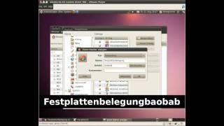 baobab - Festplattenbelegung unter Ubuntu