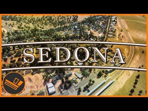 Sedona - Part 59 | GROWING TOWNS (Cities: Skylines)
