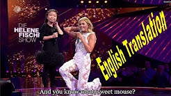 Celine Tam & Helene Fischer (2017) You Raise Me Up  + Interview with English subtitles