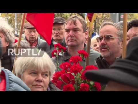 Germany: Plaque of Soviet-era master spy Richard Sorge unveiled in Berlin