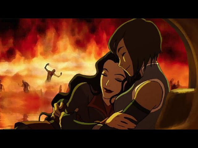 The Legend of Korrasami is TURF and Here's Garbage
