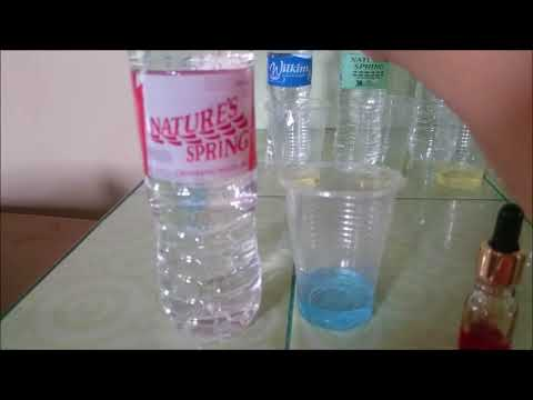 Testing the pH Level of Various Brands of Bottled Water