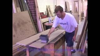 Ebony Wood Veneer Construction (full Length Hd) [herzog Veneers]