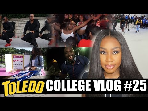 COLLEGE VLOG #25 | BACK TO SCHOOL, PARTIES, GREEKS, & MORE