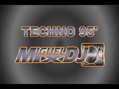TECHNO MIX VOL.2 (1995) By DJ MIGUEL MIX