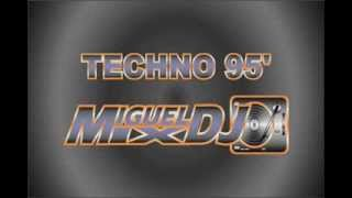 TECHNO MIX VOL.2 (1995) By DJ MIGUEL MIX