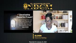 Developing Powerful Prayers