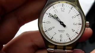 swatch alarm