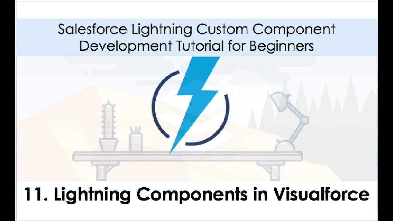 7. 4 salesforce lightning development tutorial list of accounts.