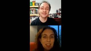 Paula Hernández habla de #LosSonambulos