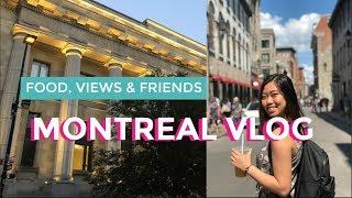 LET'S GO ON A ROADTRIP   Montreal Travel Vlog 2018!