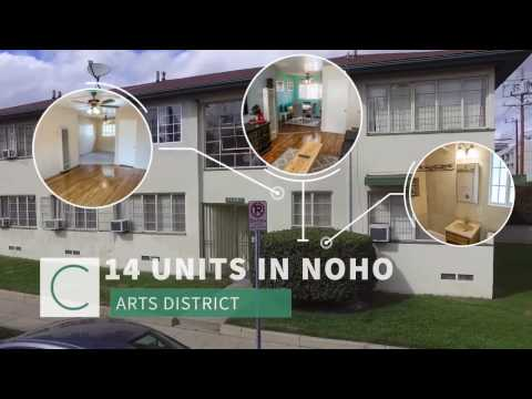 14 Units in NoHo Arts District