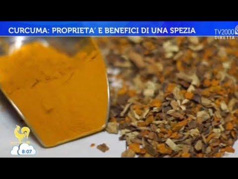 Curcuma: proprietà e benefici di una spezia