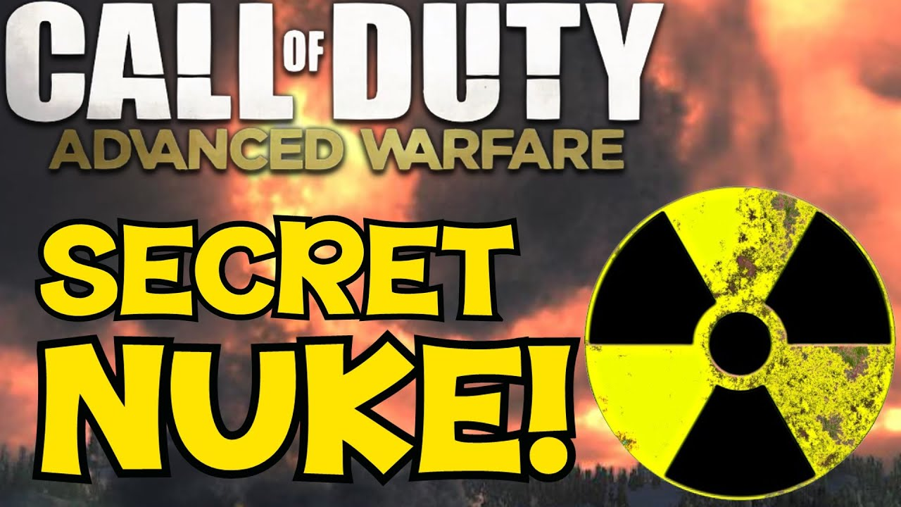 Call of Duty Advanced Warfare DNA BOMB  SECRET Nuke 30
