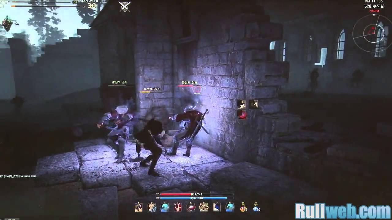 black desert online game size