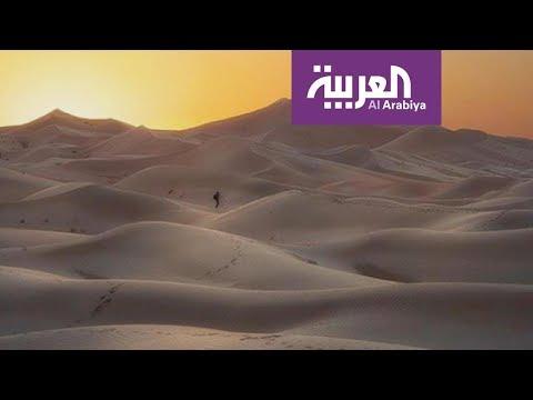 تفاعلكم : اماراتي يتحدى الخطر ويقف على حافة بركان  - نشر قبل 2 ساعة