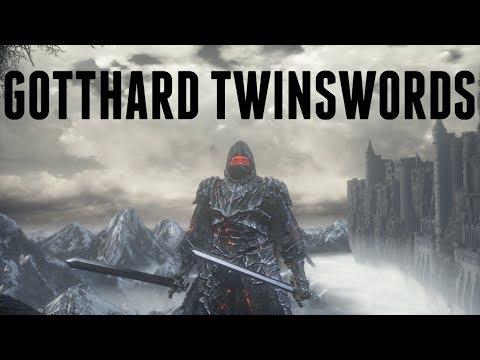 Oroboro Dark Souls  Duel Build