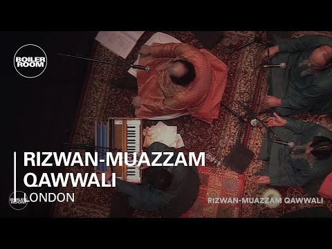 Rizwan-Muazzam Qawwali Boiler Room London Live Performance
