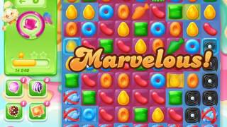 Candy Crush Jelly Saga Level 743 - NO BOOSTERS