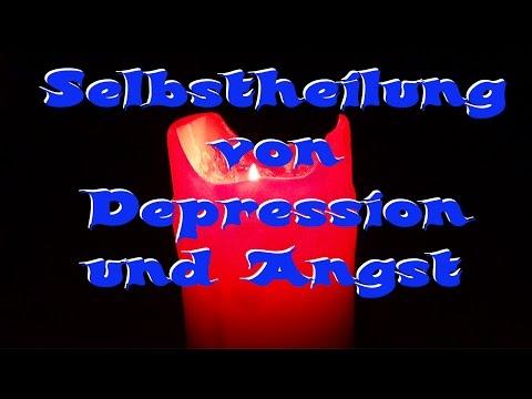 Hypnose MP3 - Selbstheilung von Depression und Angst