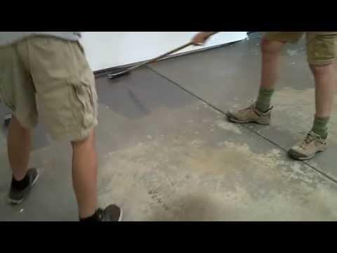 Castagra DIY Garage Floor