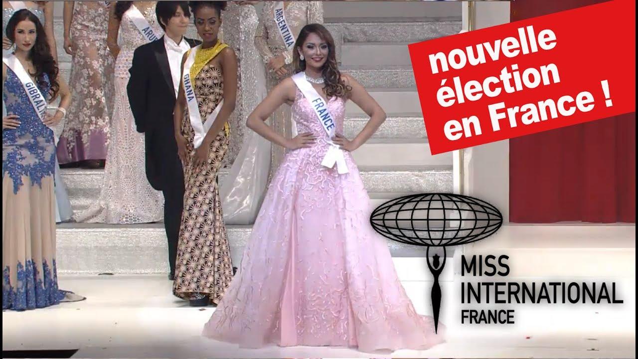Casting Miss International France Missinternational
