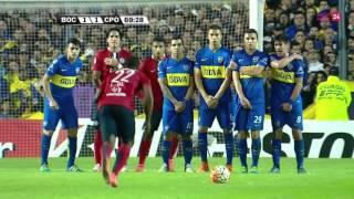بوكا جونيورز إلى ربع نهائي كأس الليبرتادوريس