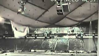 Metrodome Roof Collapse - **** NEW ANGLE **** UNSEEN !