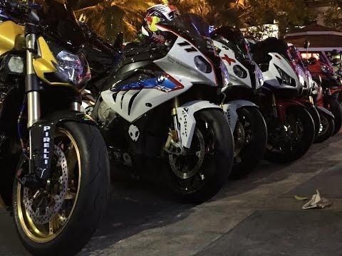 Bangkok Hooligans2 -  sport bikes run to the airport