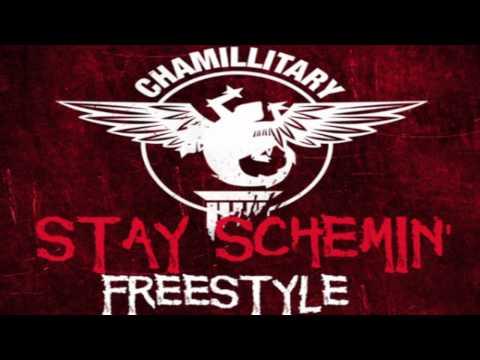 Chamillionaire - Stay Schemin Freestyle (with LYRICS)