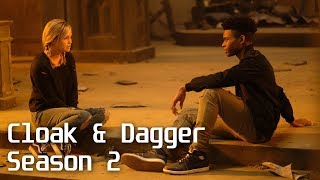 Cloak & Dagger Season 2 Soundtrack Tracklist | SCORE | Marvel Cloak And Dagger (2019)