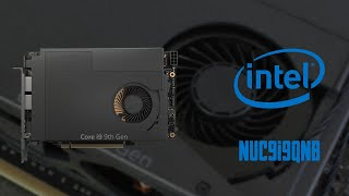 [Cowcot TV] Présentation Intel The Element ~ NUC9i9QNB