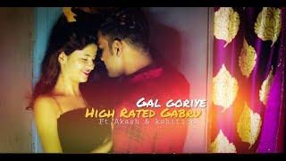 High Rated Gabru - Gal Goriye | Guru Randhawa | Cute Love story | As CREATION
