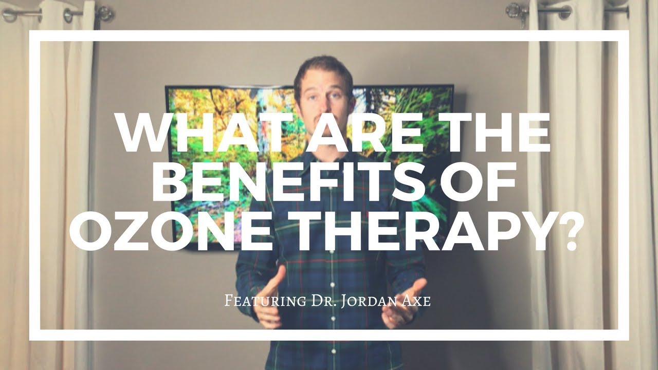 What are the Benefits of Ozone?