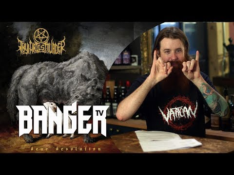 THY ART IS MURDER Dear Desolation Album Review | Overkill Reviews