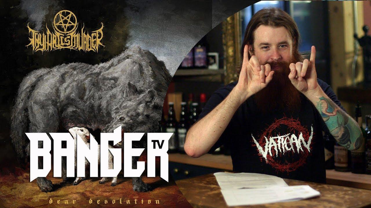 THY ART IS MURDER Dear Desolation   Overkill Reviews episode thumbnail