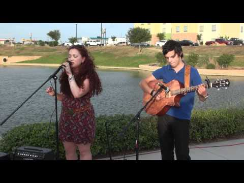 Jewels And The Sky- In The Arms of An Angel (cover)