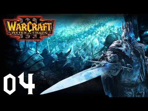 WarCraft III: Reign of Chaos - Undead Campaign #4 - Key of the Three Moons