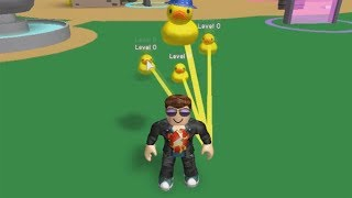 ROBLOX: MEINE ARMY VON RUBBER DUCKLINGS! (Duck Squad Simulator!)
