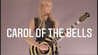 Carol of the Bells / Sarajevo  - Trans Siberian Orchestra- Guitar Cover by Emily Hastings